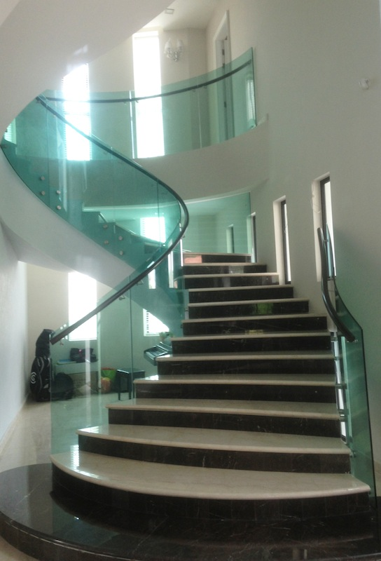 Staircase Glass Design Glass Network Malaysia