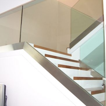 Staircase Glass